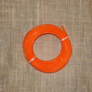 Fil pour débroussailleuse de 4mm ∅ en 15m
